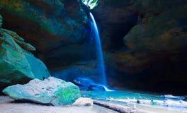 Conkles Höhle von Hocking-Hügeln Stockfotografie