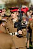 Conmemoración 2018 de Sandhurst fotografía de archivo