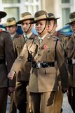 Conmemoración 2018 de Sandhurst foto de archivo