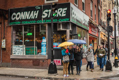 Connah Store - Boston, MA Royalty Free Stock Photo
