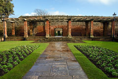 Connaught Gardens At Sidmouth Stock Images
