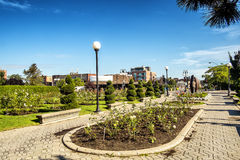 Connaught Park Stock Image