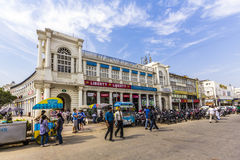 Connaught Place is one Royalty Free Stock Photos
