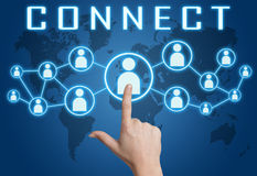 Connect Stock Image
