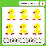 0416_64 connect the dots Royalty Free Stock Photo