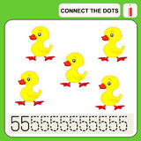 0416_55 connect the dots Stock Photo