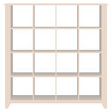 Connect Wall shelving for documents Stock Images