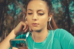 Generation millenial connected everywhere royalty free stock images