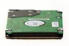 Connecteur d'unité de disque dur d'ordinateur portatif Images stock