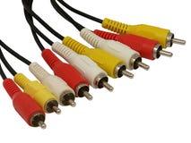Connecteur DIN. Photographie stock libre de droits