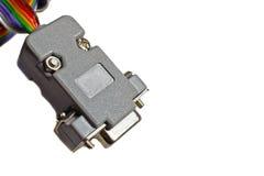 connecteur rs232 Images libres de droits