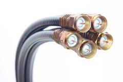 Connecteurs Image stock