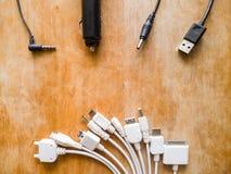 connecteurs Photographie stock