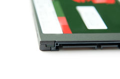 Connecteurs de disque transistorisé Photographie stock