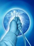 Connectez le monde illustration libre de droits