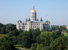 Connecticut Capitol Stock Images