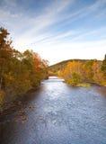 Connecticut-Fall-Farben Stockbilder