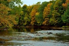 Connecticut-Herbst Lizenzfreie Stockfotos