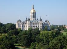 Connecticut-Kapitol Stockbilder