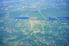 Connecticut landskap Royaltyfri Foto