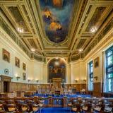 Connecticut sądu najwyższy sala zdjęcie stock