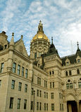 Connecticut State Capitol Building Royalty Free Stock Images
