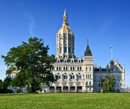 Connecticut State Capitol Royalty Free Stock Photos