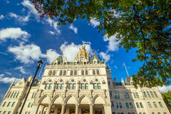 Connecticut State Capitol in Hartford, Connecticut Royalty Free Stock Photography