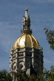 Connecticut State House Dome Royalty Free Stock Images
