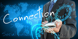 Connection Royalty Free Stock Photo