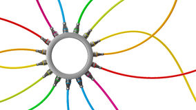 Connections Stock Photography