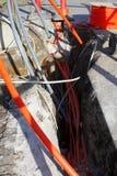 Connectiviteit. Snel Internet. Moderne mededeling. Royalty-vrije Stock Fotografie