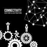 Connectivity Stock Photo