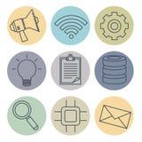 Connectivity 5g technology icons. Vector illustration design vector illustration