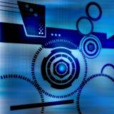 connectivityteknologi Arkivbild