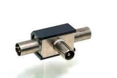 connector linking Стоковые Фотографии RF