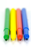 Connector Pens Royalty Free Stock Photos