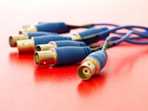 Connectors Royalty Free Stock Image