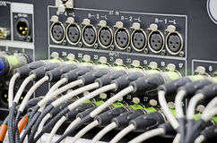 Connectors Stock Photo