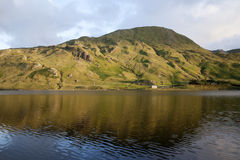 Connemara国家公园,戈尔韦郡 免版税库存图片