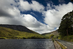 connemara国家公园 免版税库存照片