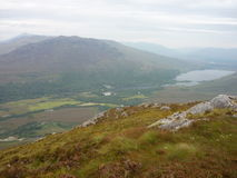 connemara Ирландия Стоковые Фотографии RF