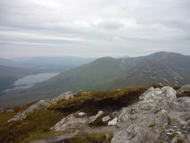connemara Ирландия Стоковая Фотография