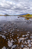 Connemara lake scenery Royalty Free Stock Photography