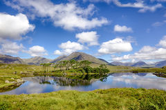 Connemara Landscape Royalty Free Stock Photos
