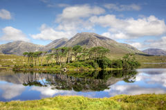 Connemara Landscape Royalty Free Stock Image