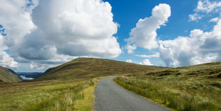 Connemara landscape Royalty Free Stock Photos