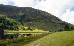Connemara landscape Royalty Free Stock Image