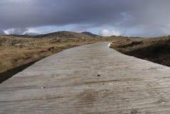Connemara Nationaal Park Stock Foto's