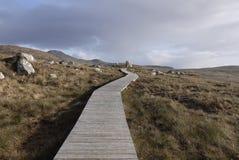 Connemara Nationaal Park royalty-vrije stock foto